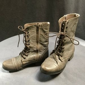 Steve Madden Troopa Boots, 5.5